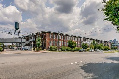 Nashville Condo/Townhouse For Sale: 1400 Rosa L Parks Blvd 319 #319