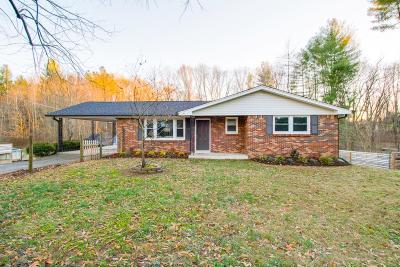 Springfield Single Family Home Under Contract - Showing: 7019 Highway 76e