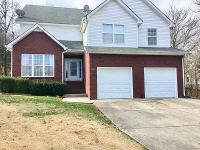 Rutherford County Single Family Home For Sale: 5008 Chivalry Ct.