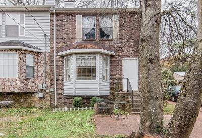Nashville Condo/Townhouse Under Contract - Showing: 3230 Lakeford Dr