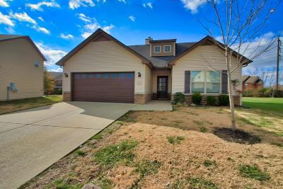 Gallatin Single Family Home Under Contract - Not Showing: 414 Hartford Cir