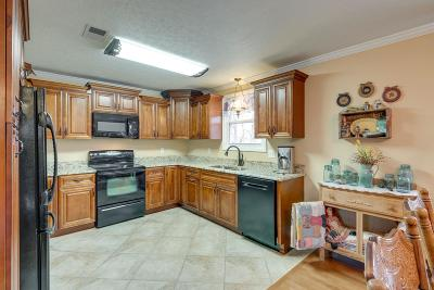 Cumberland Furnace Single Family Home For Sale: 1040 Gallion Rd