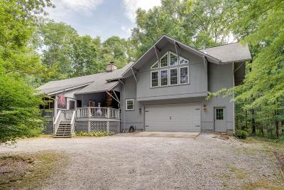 Monteagle TN Single Family Home For Sale: $649,950
