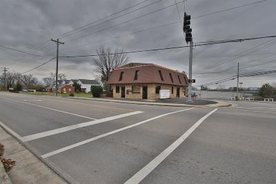 La Vergne Commercial For Sale: 259 Old Nashville Hwy