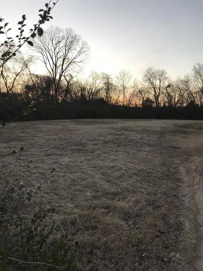 Nashville Residential Lots & Land For Sale: 24th St
