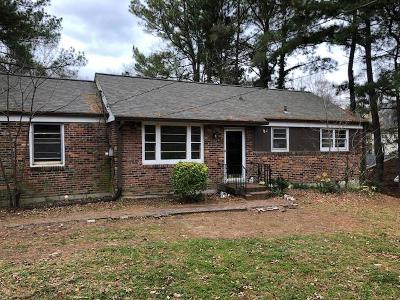 Nashville Single Family Home For Sale: 453 Coventry Dr
