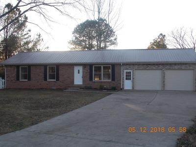Christiana Single Family Home Under Contract - Not Showing: 350 Christmas Ct