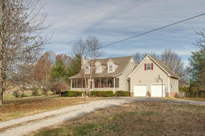 Marshall County Single Family Home For Sale: 4880 Pyles Rd