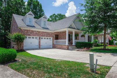 Williamson County Single Family Home For Sale: 3169 Locust Hollow