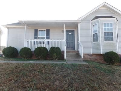 Christian County, Ky, Todd County, Ky, Montgomery County Rental For Rent: 305 Congressman