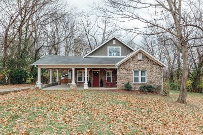 Nashville Single Family Home Under Contract - Not Showing: 703 Maplewood Ln