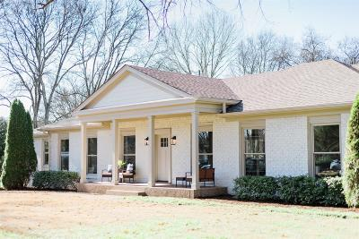 Brentwood  Single Family Home For Sale: 405 Oakvale Dr