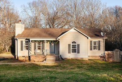 Columbia Single Family Home Under Contract - Not Showing: 1411 Bradshaw Dr