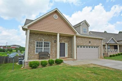 Clarksville Single Family Home For Sale: 1652 Buchanon Dr