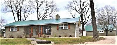 Monteagle TN Single Family Home Under Contract - Showing: $219,000
