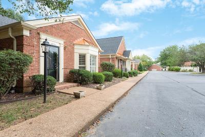 Murfreesboro Condo/Townhouse For Sale: 1524 Saint Charles Pl