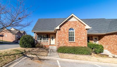 Clarksville Condo/Townhouse Under Contract - Not Showing: 135 Excell Rd #1401