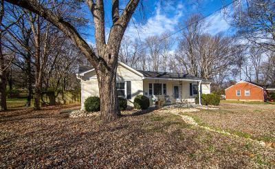 Nashville Single Family Home For Sale: 921 Drummond Dr