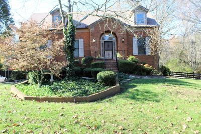 Nashville Single Family Home For Sale: 5970 Temple Rd