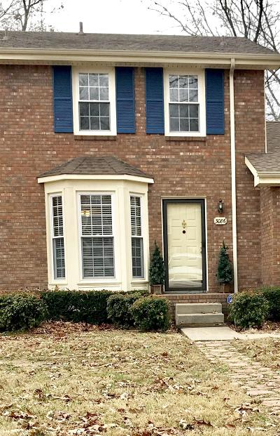 Clarksville Condo/Townhouse Under Contract - Showing: 3086 Woody Ln #3086