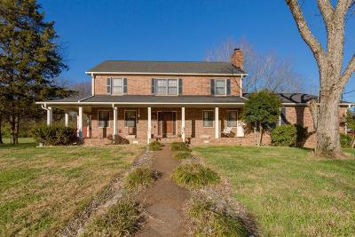 Goodlettsville Single Family Home For Sale: 115 Milwell Dr