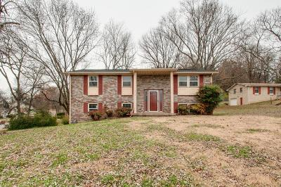 Nashville Single Family Home For Sale: 3268 Niagara Dr