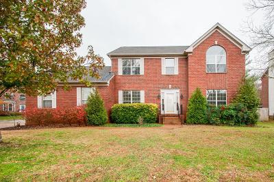Nashville Single Family Home For Sale: 7909 River Fork Dr