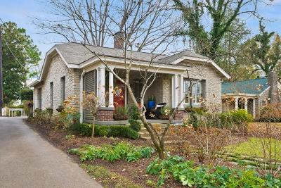 Franklin Single Family Home For Sale: 207 Lewisburg Ave