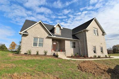 Watertown TN Single Family Home For Sale: $439,900