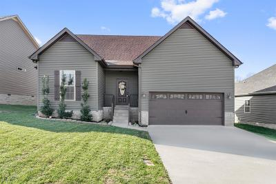 Clarksville Single Family Home For Sale: 2825 Russet Ridge Dr