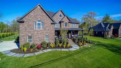 Clarksville Single Family Home For Sale: 1909 Basham Ln