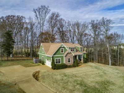 Cookeville Single Family Home For Sale: 5082 Holland Ct