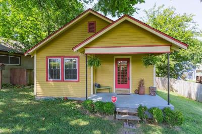Nashville Single Family Home For Sale: 1407 Russell St