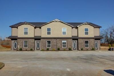 Christian County, Ky, Todd County, Ky, Montgomery County Rental For Rent: 991 Big Sky Dr Unit A
