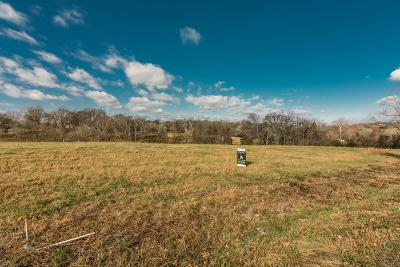 Mount Juliet Residential Lots & Land For Sale: 639 Saunderville Ferry Road