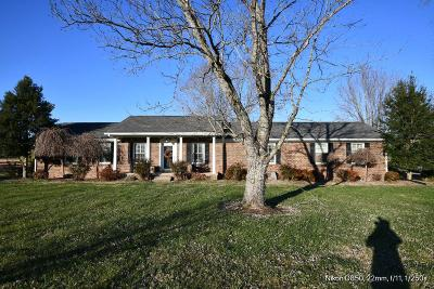 Shelbyville Single Family Home Under Contract - Showing: 2401 Highway 41a South
