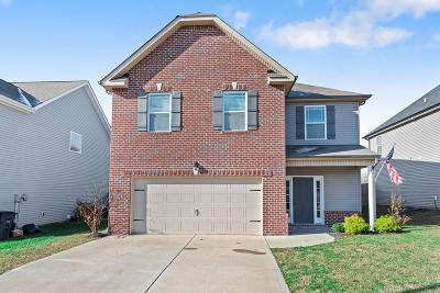 Clarksville Single Family Home For Sale: 3520 Spring House Trl
