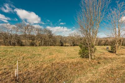 Mount Juliet Residential Lots & Land For Sale: 635 Saunderville Ferry Road