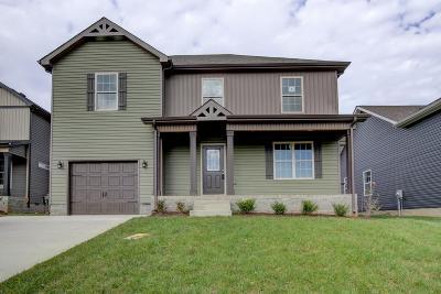 Clarksville Single Family Home For Sale: 12 Broc's Corner