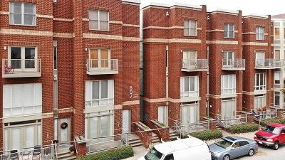 Nashville Condo/Townhouse For Sale: 807 18th Ave S Apt 111