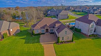 Gallatin Single Family Home Under Contract - Showing: 1597 Boardwalk Pl