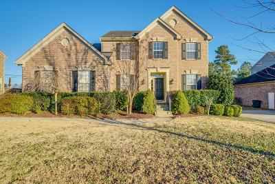 Hendersonville Single Family Home For Sale: 1025 Avery Trace Cir