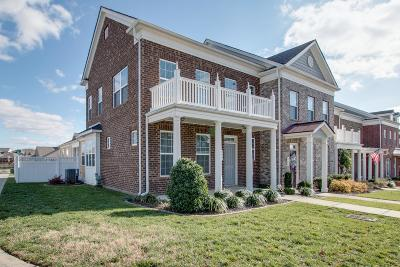 Nolensville Single Family Home Under Contract - Showing: 742 Westcott Ln
