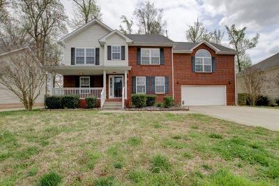 Christian County, Ky, Todd County, Ky, Montgomery County Rental For Rent: 2498 Hattington Drive