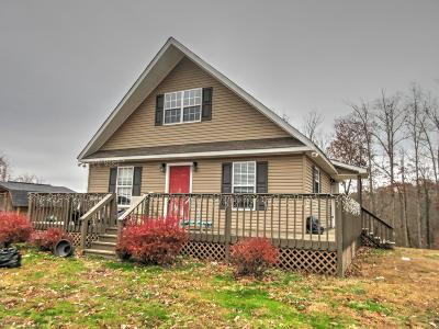 Erin Single Family Home Under Contract - Not Showing: 416 Barak Ln