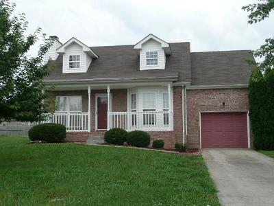 Christian County, Ky, Todd County, Ky, Montgomery County Rental For Rent: 1820 Cottingham Court