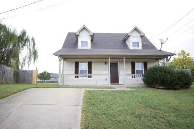 Oak Grove Rental For Rent: 1134 Keith Ave
