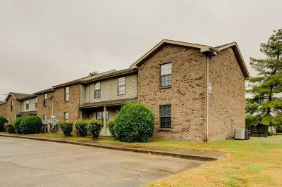 Christian County, Ky, Todd County, Ky, Montgomery County Rental For Rent: 1601 Minglewood Drive #2 #2