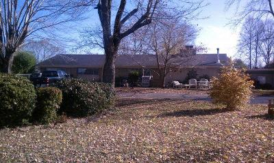 Sparta Single Family Home For Sale: 320 Leon Dr