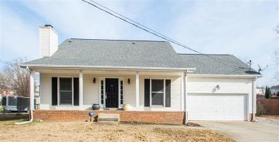 Christian County, Ky, Todd County, Ky, Montgomery County Rental For Rent: 3365 Clearwater Drive
